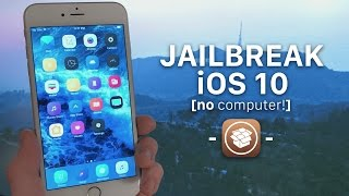Download How to Jailbreak iOS 10! (No Computer) [iOS 10-10.2] Video