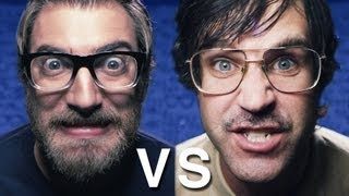 Download Epic Rap Battle: Nerd vs. Geek Video