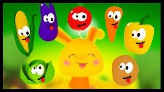 Download Apprendre les légumes en français - Titounis Découverte - Dessin animé et comptines Video