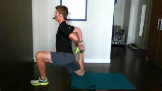 Download Your Perfect Post-Run Stretch Routine Video