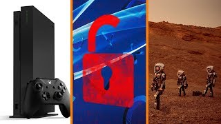Download Xbox One X SOLD OUT + PlayStation HACKED + NASA Terraforming Mars - The Know Video