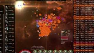 Download Eve Online - Militia noobs kill PL titan in their home system. Video