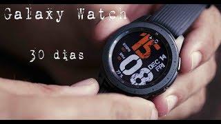 Download Samsung Galaxy Watch 30 dias de uso Video