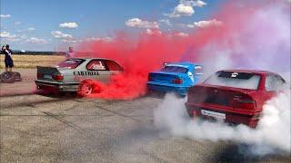 Download Biggest Czech Burnout #KRSTDRFT drift lifestyle vlog #247 Video