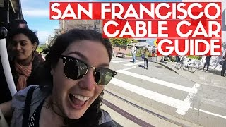 Download SAN FRANCISCO CABLE CAR TRAVEL GUIDE Video