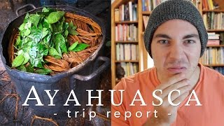 Download Ayahuasca Trip Report Video