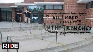 Download All I Need Skateboarding Presents ″In The Trenches″ Video