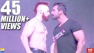 Download John Abraham Vs Sheamus WWE Superstar In Mumbai - Force 2 Promotion Video