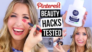 Download Pinterest Beauty Hacks TESTED #9 Video