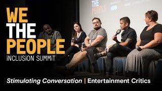 Download DIVERSITY IN ENTERTAINMENT CRITICISM - We The People | 2018 LA Film Festival Video