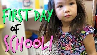 Download JULIANNA'S FIRST DAY OF SCHOOL EVER! - September 12, 2016 - ItsJudysLife Vlogs Video