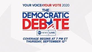 Download ABC News Democratic Debate - WATCH THE FULL DEBATE (2019) Video