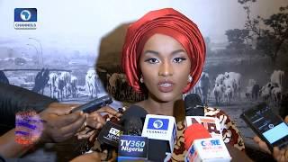 Download Buhari's Youngest Daughter,Hanan Hosts Photo Exhibition 'Vangi' Pt.1 |Art House| Video