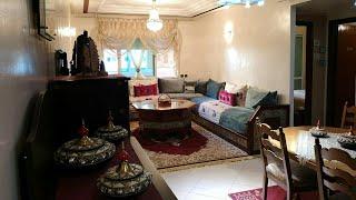 Download شقة مفروشة وسط مدينة القنيطرة 112متر بثمن جد مناسب Video