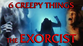 Download 6 creepy things hidden in THE EXORCIST Video