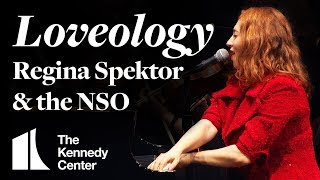 Download Loveology - Regina Spektor with the National Symphony Orchestra | LIVE at The Kennedy Center Video