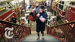Download The Firefighter's Workout | The New York Times Video
