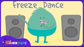 Download Freeze Dance | Freeze Song | Freeze Dance for Kids | Music for Kids | The Kiboomers Video