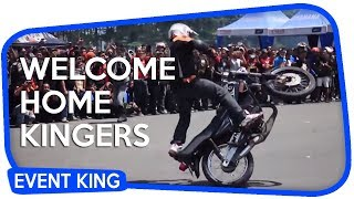 Download ANNIVERSARY 4 MRKC MALANG - WELCOME HOME KINGERS Video