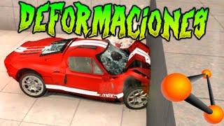 Download COCHES DESTROZADOS EN CAMARA LENTA !! COMO MOLA !! BEAMNG.DRIVE Makiman Video