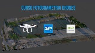 Download Planificacion y proceso de imagenes con drones DJI y Agisoft Photoscan Video