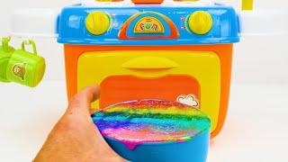 Download Toddlers के लिए खिलौना लर्निंग वीडियो - आकार, रंग, खाद्य नाम जानें, जन्मदिन केक के साथ गिनती! Video