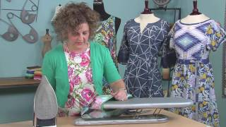 Download Kay Whitt: how to finish necklines & armhole edges with bias trim on It's Sew Easy (1213-1) Video