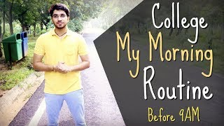 Download College - My Morning Routine | 4AM - 9AM Video