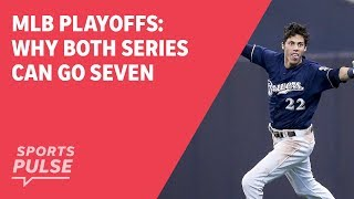 Download MLB playoffs: Why both series can go seven Video