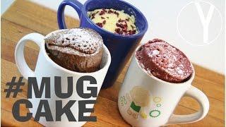 Download Mug Cake - Pastel en una taza en 2 minutos al Microondas - Sin Horno - YOCOMO Video