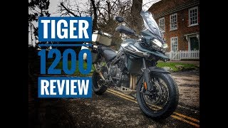 Download 2018 Triumph Tiger 1200 Review Video