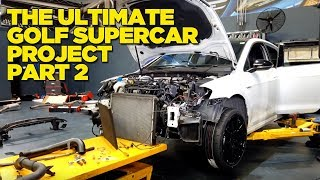 Download Ultimate GOLF SUPERCAR [PART 2] Video