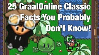 Download GraalOnline Classic: 25 Fun Facts You Probably Don't Know! Video