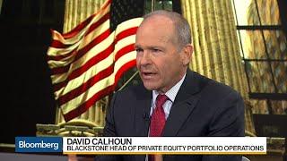 Download Blackstone's Calhoun on Optimism, Infrastructure Video