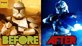 Download How Clone Troopers Attitudes Evolved During the War Video