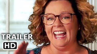 Download LIFE OF THE PARTY Official Trailer (2018) Debbye Ryan, Melissa McCarthy, Comedie Movie HD Video