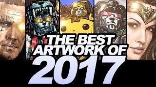 Download JAMES RAIZ'S BEST ARTWORK OF 2017! YEAR IN REVIEW! Video