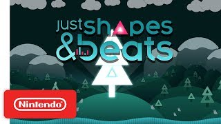 Download Just Shapes & Beats Release Date Announcement Trailer - Nintendo Switch Video