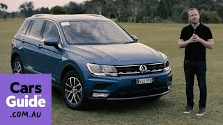 Download Volkswagen Tiguan 2017 review | first drive video Video