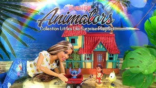 Download Unbox Daily: Disney Animators Collection Littles | Lilo Surprise Feature Play Set Video