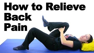 Download Back Pain Relief Exercises & Stretches - Ask Doctor Jo Video