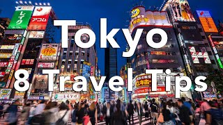 Download 8 Tips for an AWESOME Trip to Tokyo Video