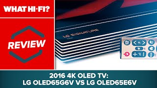 LG 65 inch E6 OLED TV Best Picture Settings Free Download Video MP4