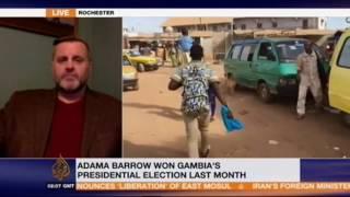 Download RIT on TV: Professor Speaks on Gambian Political Crisis Video