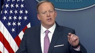 Download White House Press Briefing. Jan 23. 2017. New White House Press Secretary Sean Spicer Video