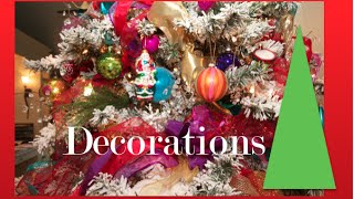 Download Cheap Christmas Tree decorating Ideas | White Christmas Tree Video