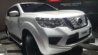 Download NEW NISSAN TERRA 2018 - ALL You Need to Know Video