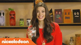 Download How to Make Tricked Out Treats w/ Kira Kosarin | Halloween Hacks | Nick Video