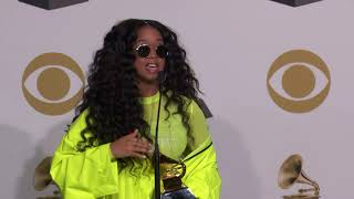Download H.E.R. TV & Radio Room Interview | 2019 GRAMMYs Video