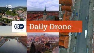 Download #DailyDrone: Altstädte in Deutschland   DW Deutsch Video